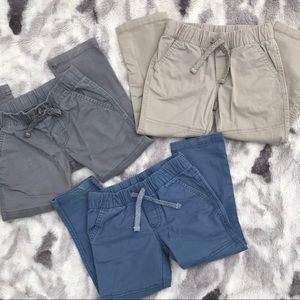 Bundle of 3 straight leg pants